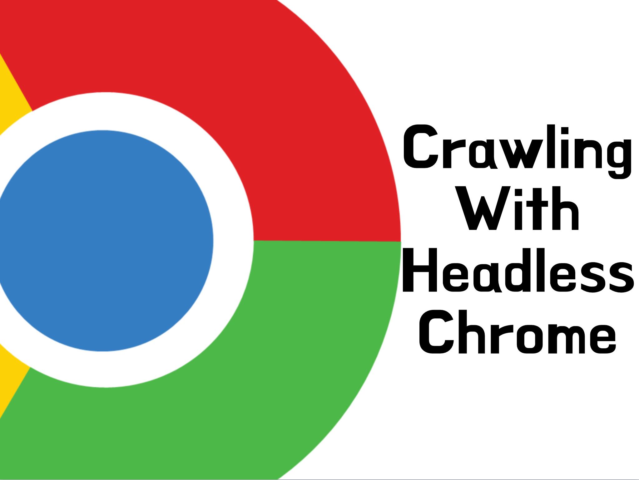 나만의 웹 크롤러 만들기(7): 창없는 크롬으로 크롤링하기